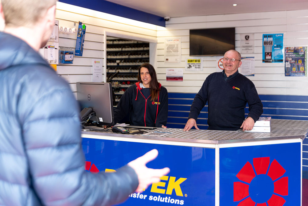 Pirtek Service Centres
